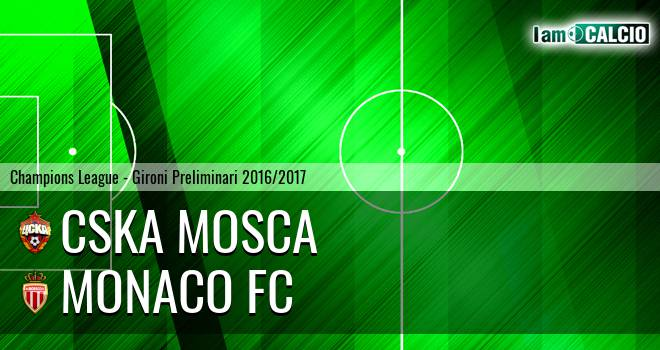 CSKA Mosca - Monaco FC