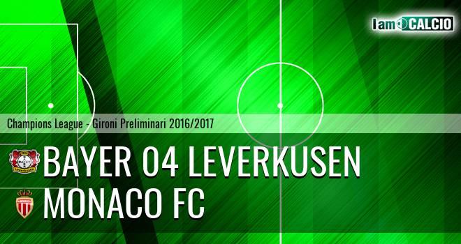 Bayer 04 Leverkusen - Monaco FC