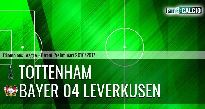 Tottenham - Bayer 04 Leverkusen