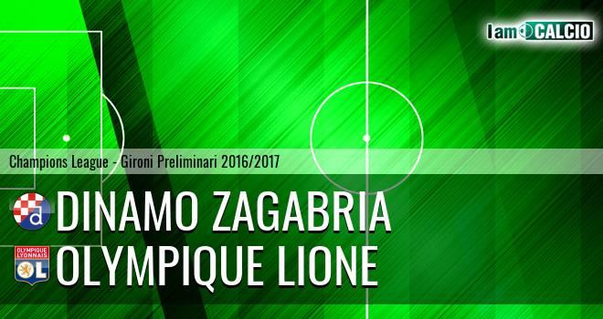 Dinamo Zagabria - Olympique Lione