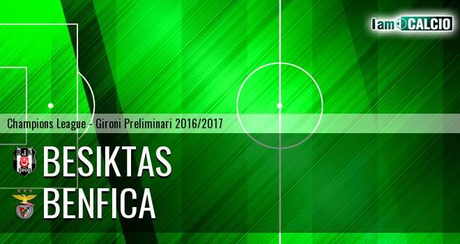 Besiktas - Benfica