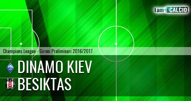 Dinamo Kiev - Besiktas