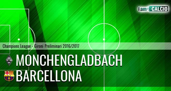Borussia Monchengladbach - Barcellona