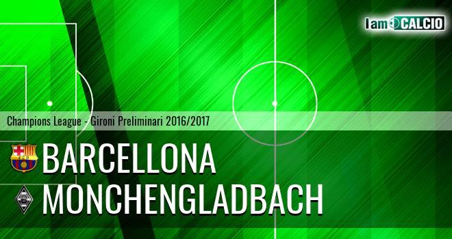 Barcellona - Borussia Monchengladbach