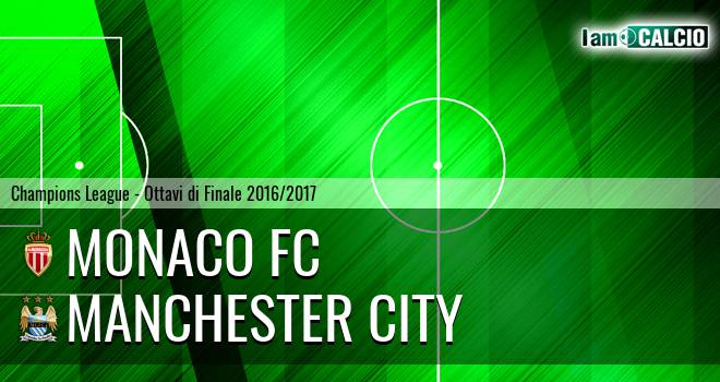 Monaco FC - Manchester City