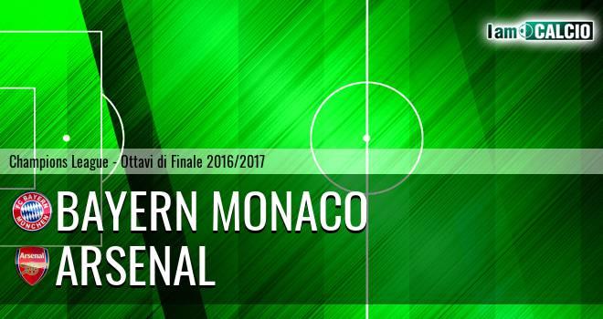 Bayern Monaco - Arsenal