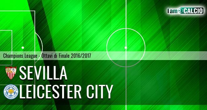 Siviglia - Leicester City