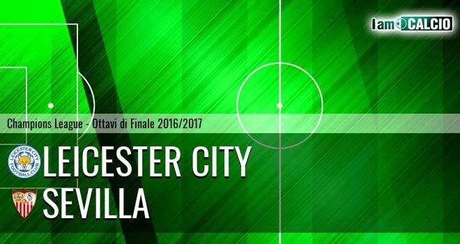 Leicester City - Siviglia