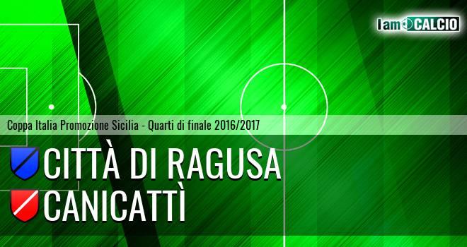 Ragusa 1949 - Canicattì