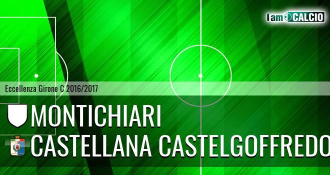 Montichiari - Castellana Castelgoffredo
