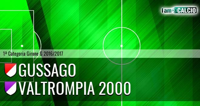 Gussago - Valtrompia 2000