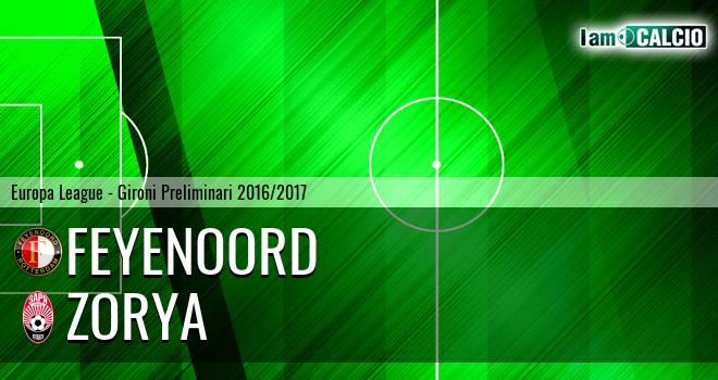 Feyenoord - Zorya