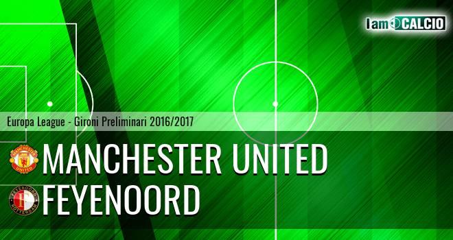 Manchester United - Feyenoord