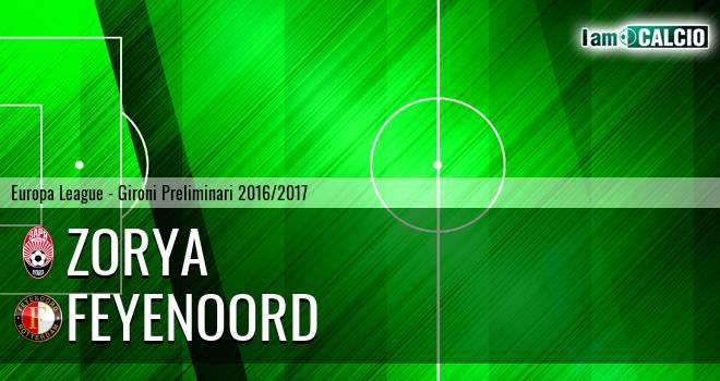 Zorya - Feyenoord