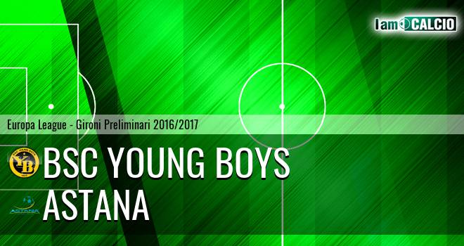 BSC Young Boys - Astana