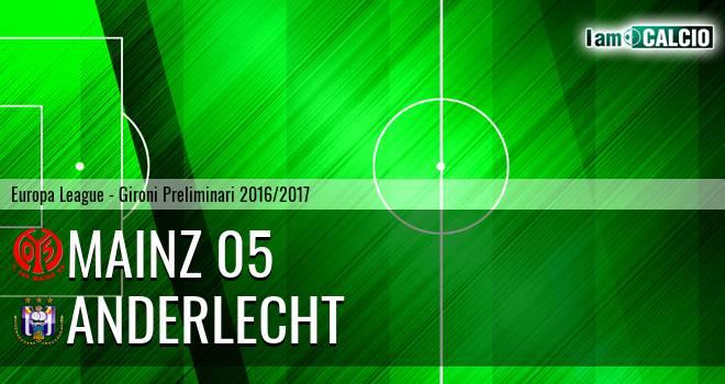 Mainz 05 - Anderlecht