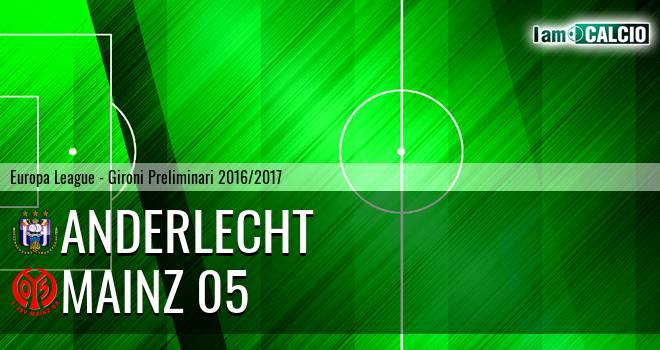 Anderlecht - Mainz 05