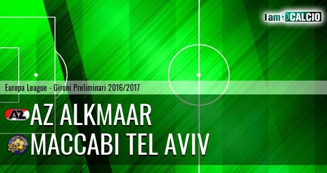 AZ Alkmaar - Maccabi Tel Aviv