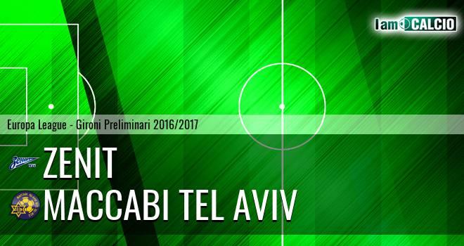 Zenit - Maccabi Tel Aviv
