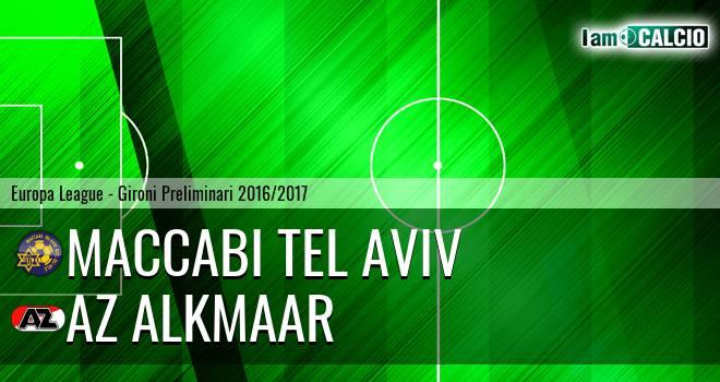 Maccabi Tel Aviv - AZ Alkmaar