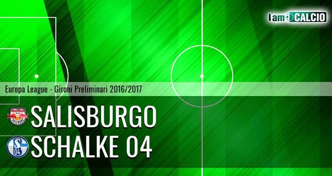 RB Salisburgo - Schalke 04