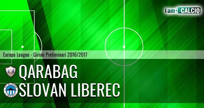 Qarabag - Slovan Liberec