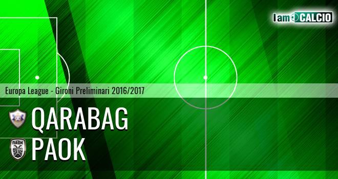 Qarabag - PAOK