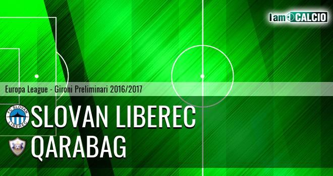 Slovan Liberec - Qarabag