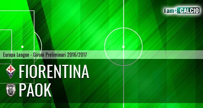 Fiorentina - PAOK