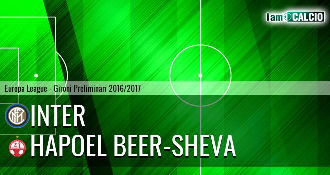 Inter - Hapoel Beer-Sheva