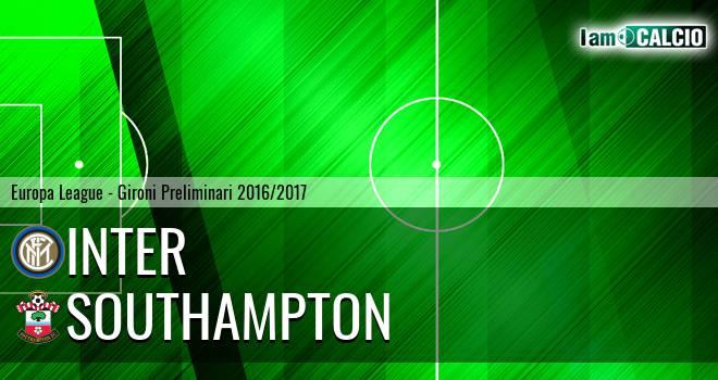 Inter - Southampton