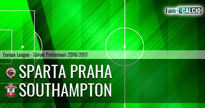 Sparta Praga - Southampton