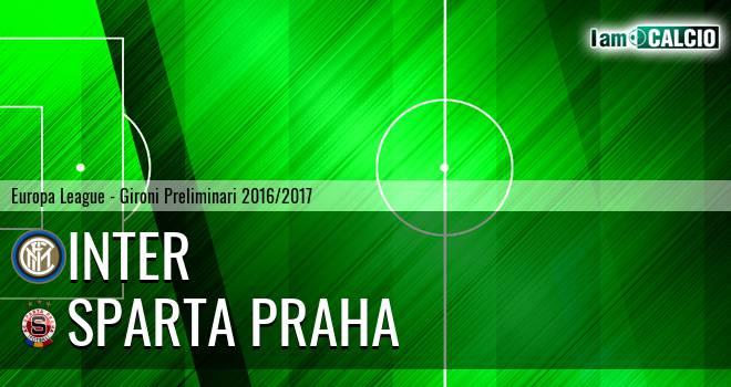 Inter - Sparta Praga