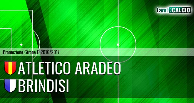 Atletico Aradeo - Brindisi
