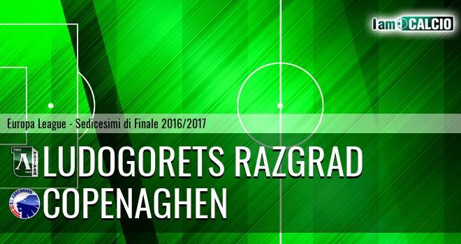 Ludogorets Razgrad - Copenaghen