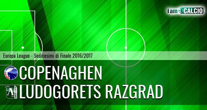 Copenaghen - Ludogorets Razgrad
