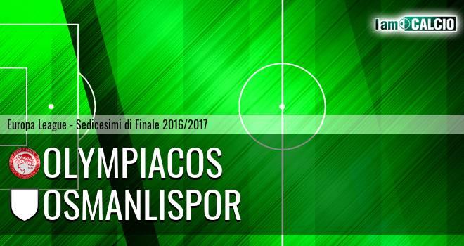 Olympiacos - Osmanlispor