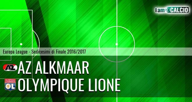 AZ Alkmaar - Olympique Lione