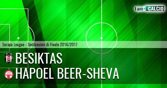 Besiktas - Hapoel Beer-Sheva