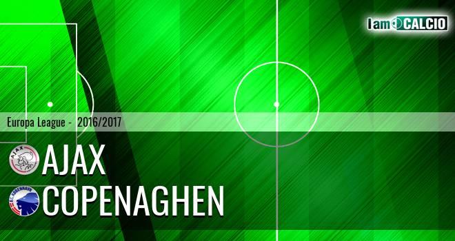 Ajax - Copenaghen