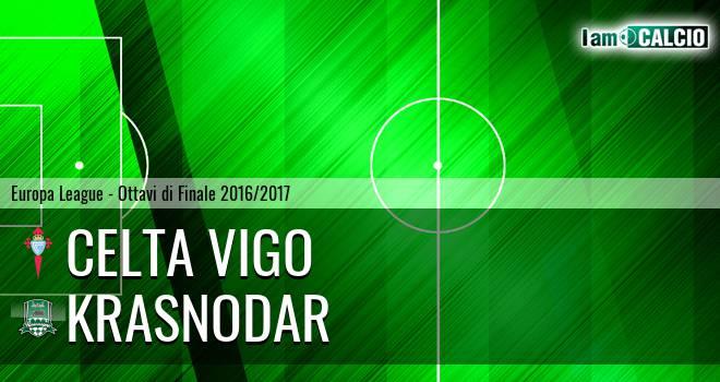 Celta Vigo - Krasnodar