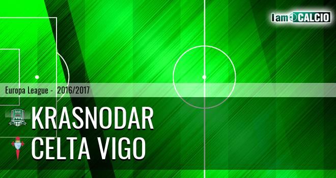 Krasnodar - Celta Vigo
