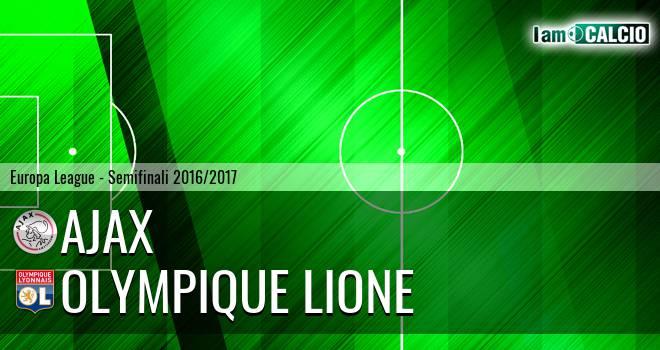 Ajax - Olympique Lione