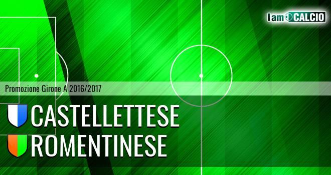 Castellettese - Romentinese
