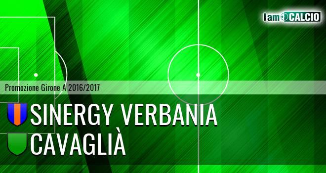 Sinergy Verbania - Cavaglià