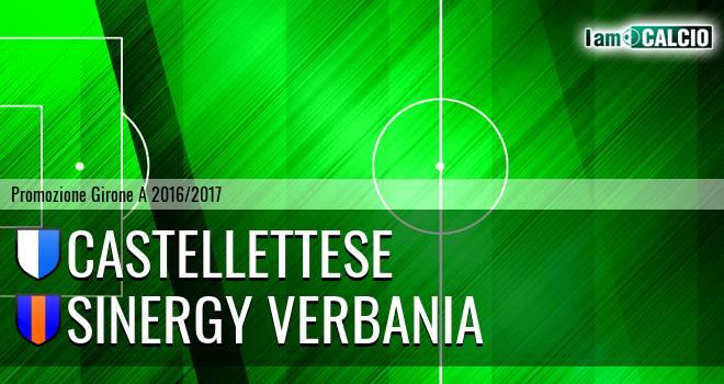 Castellettese - Sinergy Verbania