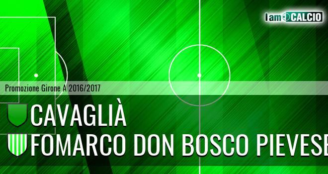 Cavaglià - Fomarco Don Bosco Pievese