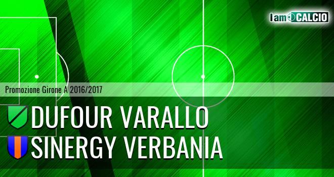 Dufour Varallo - Sinergy Verbania