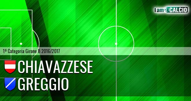 Chiavazzese - Greggio