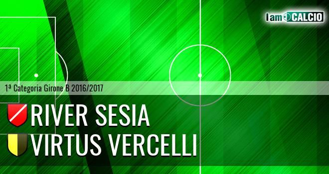 River Sesia - Virtus Vercelli